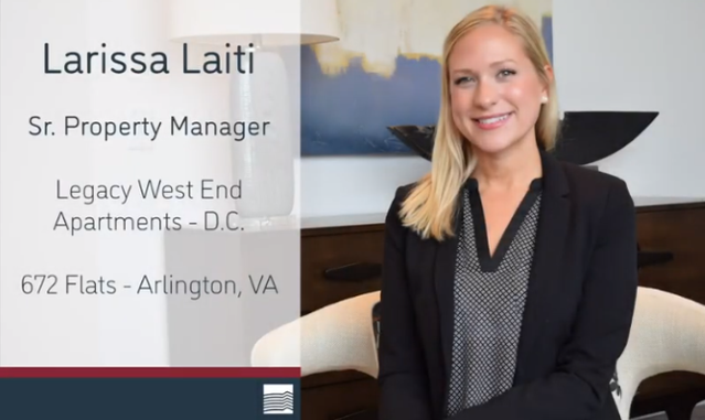 KETTLER Senior Property Manager, Larissa Laiti, Makes 30 Under 30 List