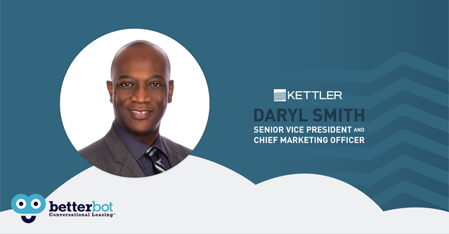 KETTLER CMO, Daryl Smith, Joins BetterBot Advisory Board