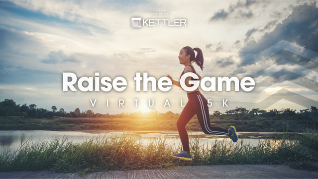 "Monumental Sports & Entertainment Partners with KETTLER on First-Ever ""Raise the Game"" Virtual 5K Benefitting the Community"